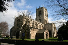 Hatfield, St.Lawrence's church, South Yorkshire © Richard Croft